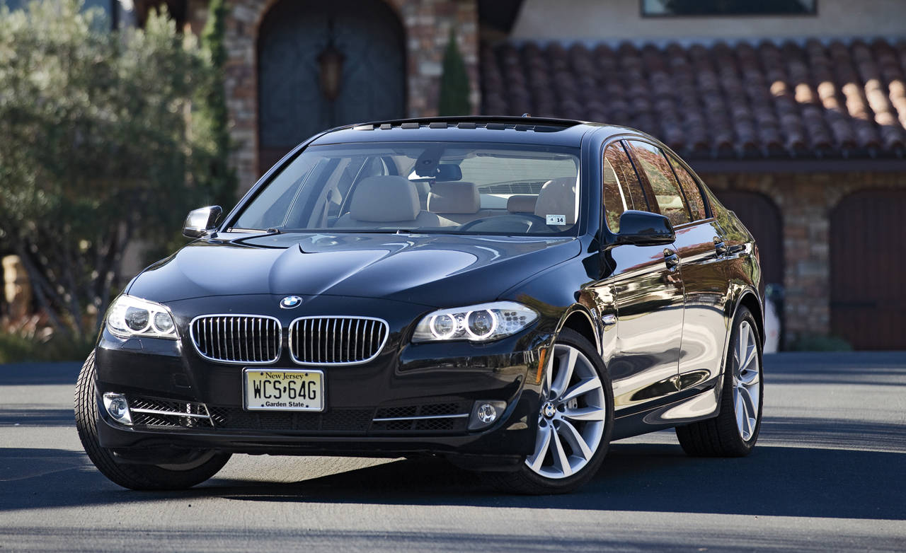 2011 bmw 535i review luxury sedan review road test update. Black Bedroom Furniture Sets. Home Design Ideas