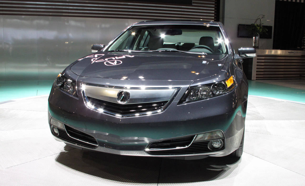 2012 acura tl new 2012 tl model from acura. Black Bedroom Furniture Sets. Home Design Ideas