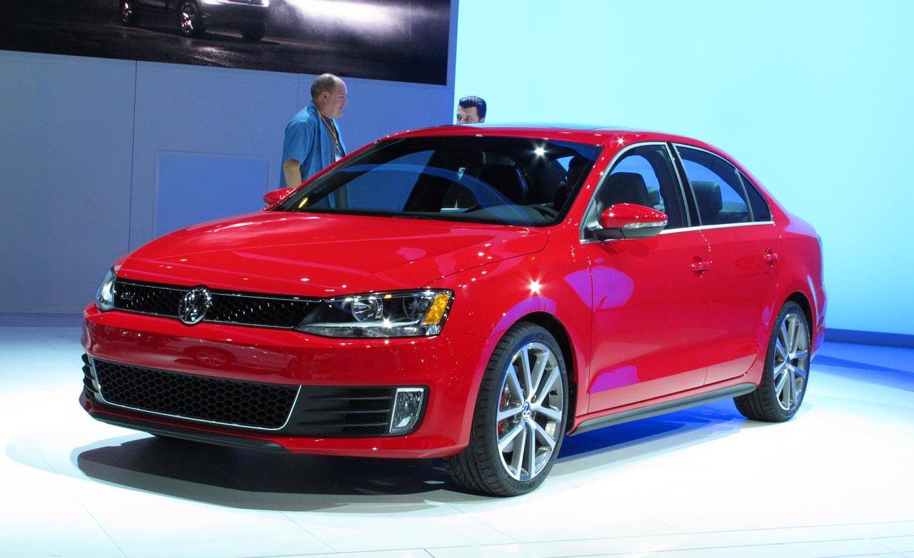 2012 Volkswagen Jetta GLI – VW Jetta GLI at 2011 Chicago Auto Show – RoadandTrack.com
