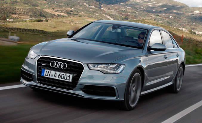 2012 Audi A6 Review Audi A6 3 0 Tfsi Quattro Sedan