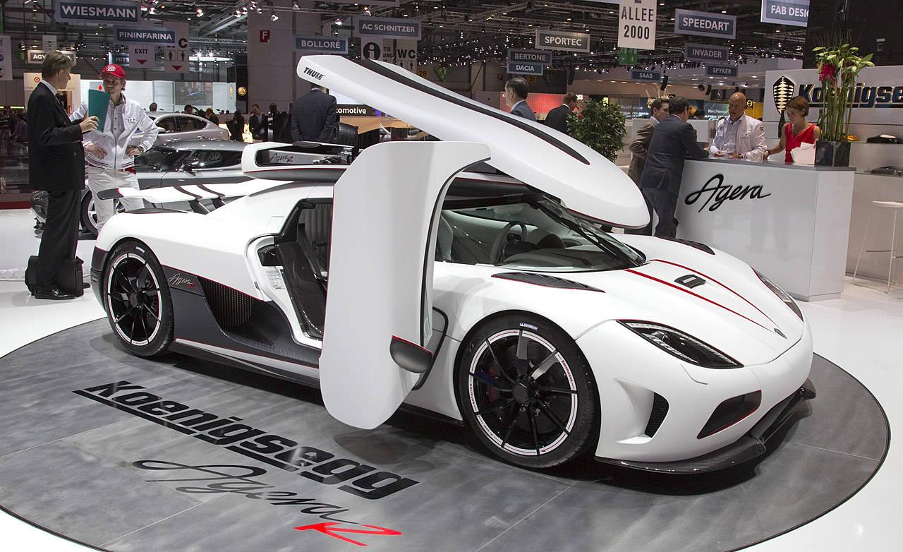 Agera R Sports Car