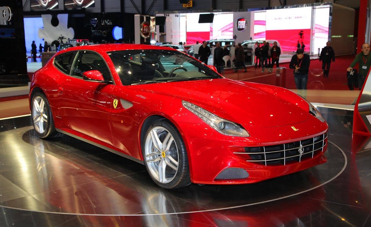 Ferrari Baby Car Seat