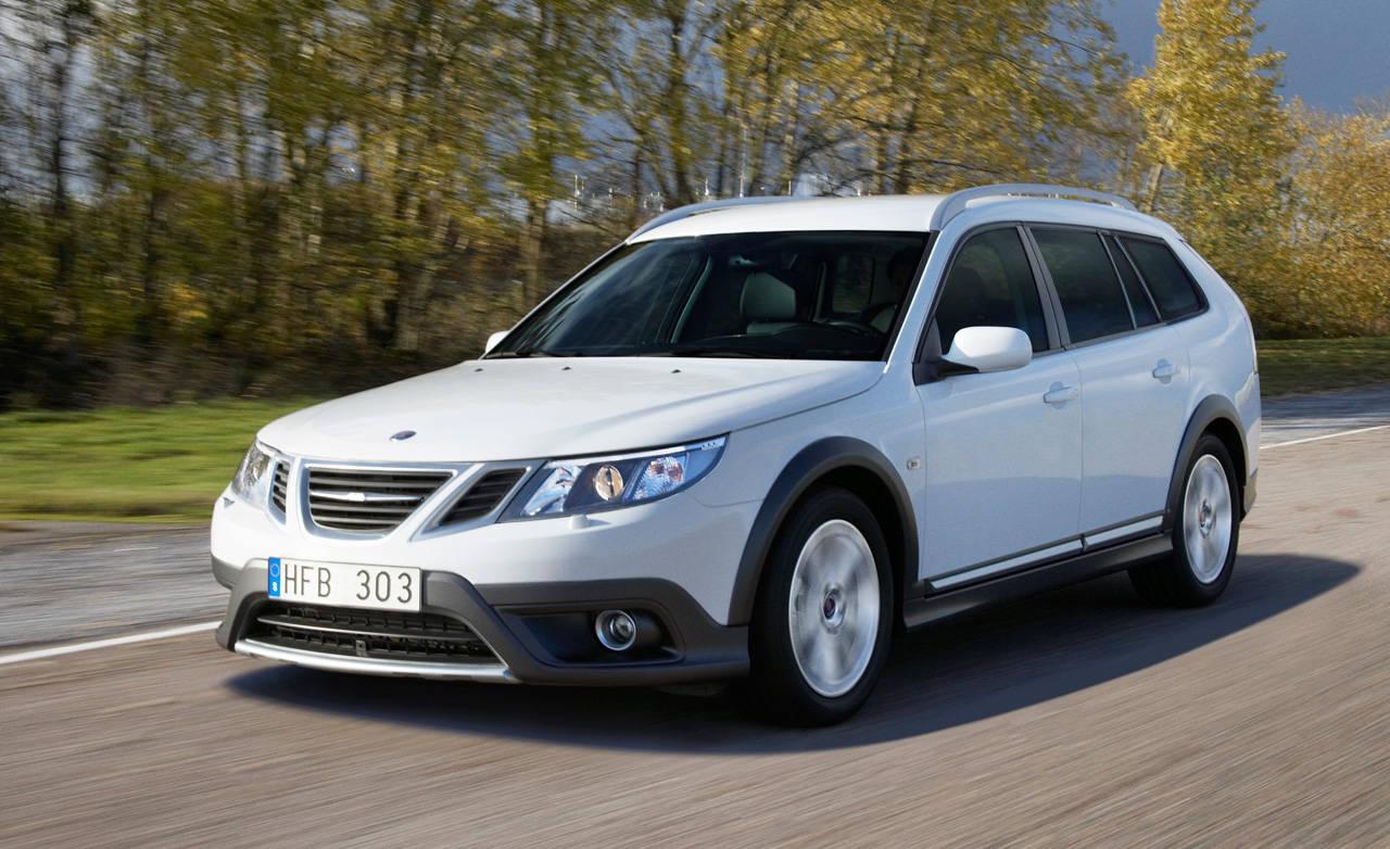 Pay Roadandtrack Com >> Saab 9-3X - 2012 Saab Review
