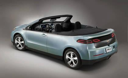 2012 chevrolet volt convertible first volt convertible images revealed. Black Bedroom Furniture Sets. Home Design Ideas