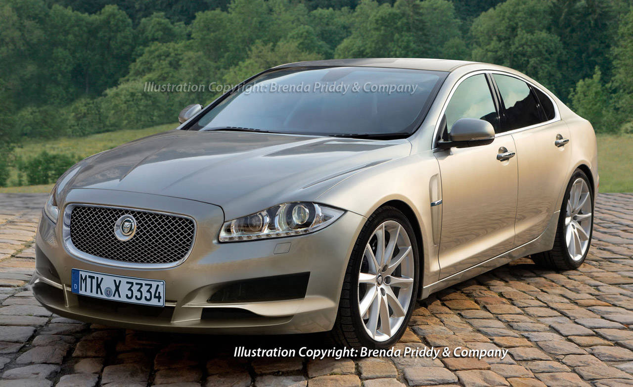 2013 Jaguar XS sedan – Future Jaguar XS Sedan