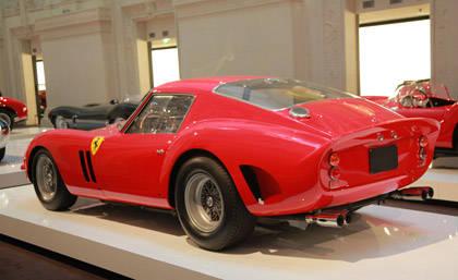 1962 Ferrari 250 GTO – Ralph Lauren Collection Art of the ...
