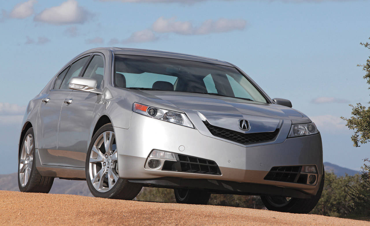 2010 acura tl sh awd long term road tests. Black Bedroom Furniture Sets. Home Design Ideas