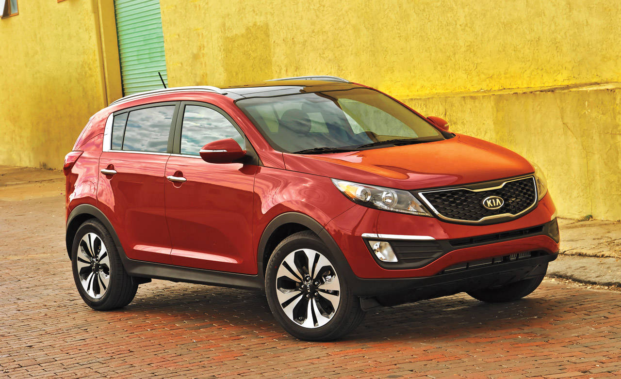kia sportage 2012 kia sportage sx first drive. Black Bedroom Furniture Sets. Home Design Ideas