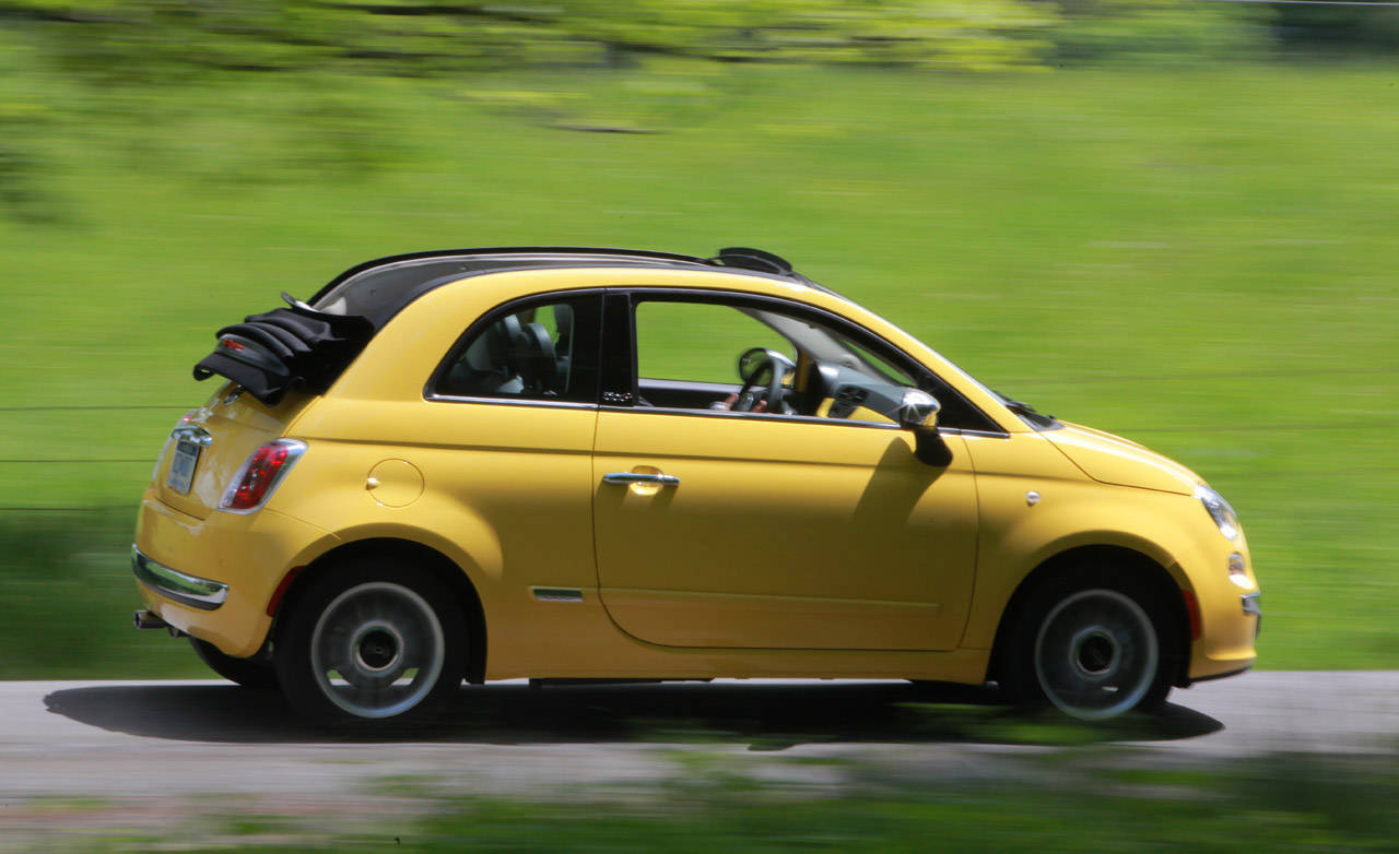 2012 Fiat 500c Review And Driving Impressions