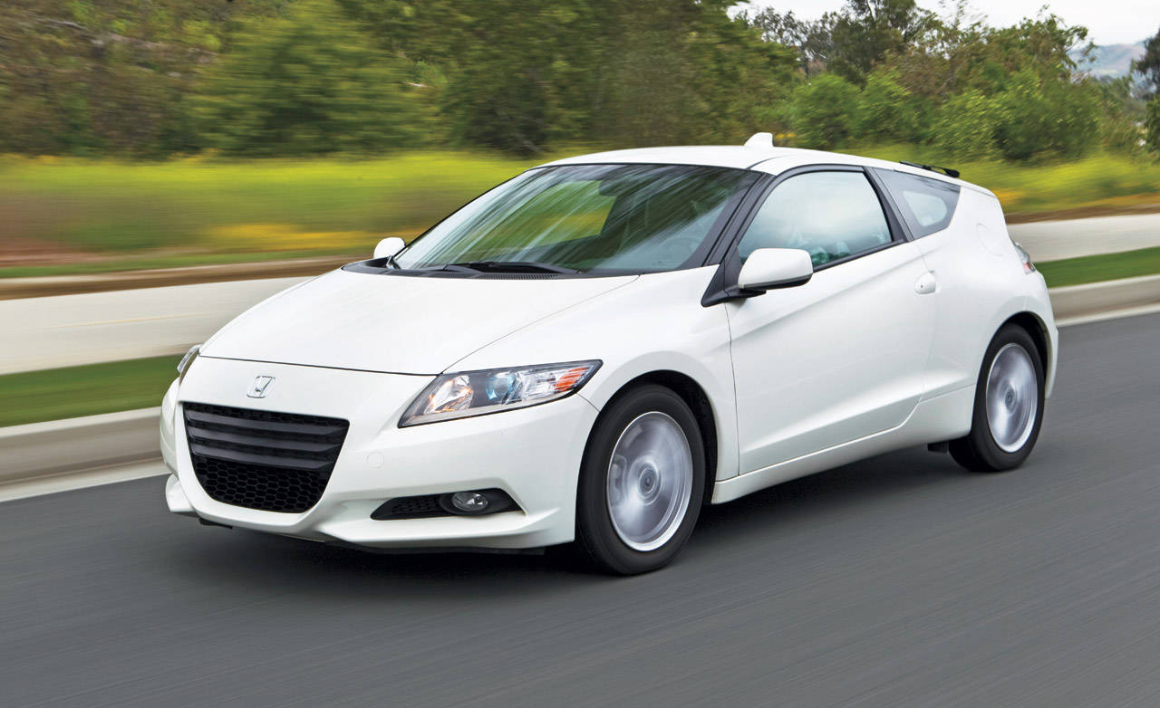 2011 Honda Cr Z Ex Long Term Road Test Review