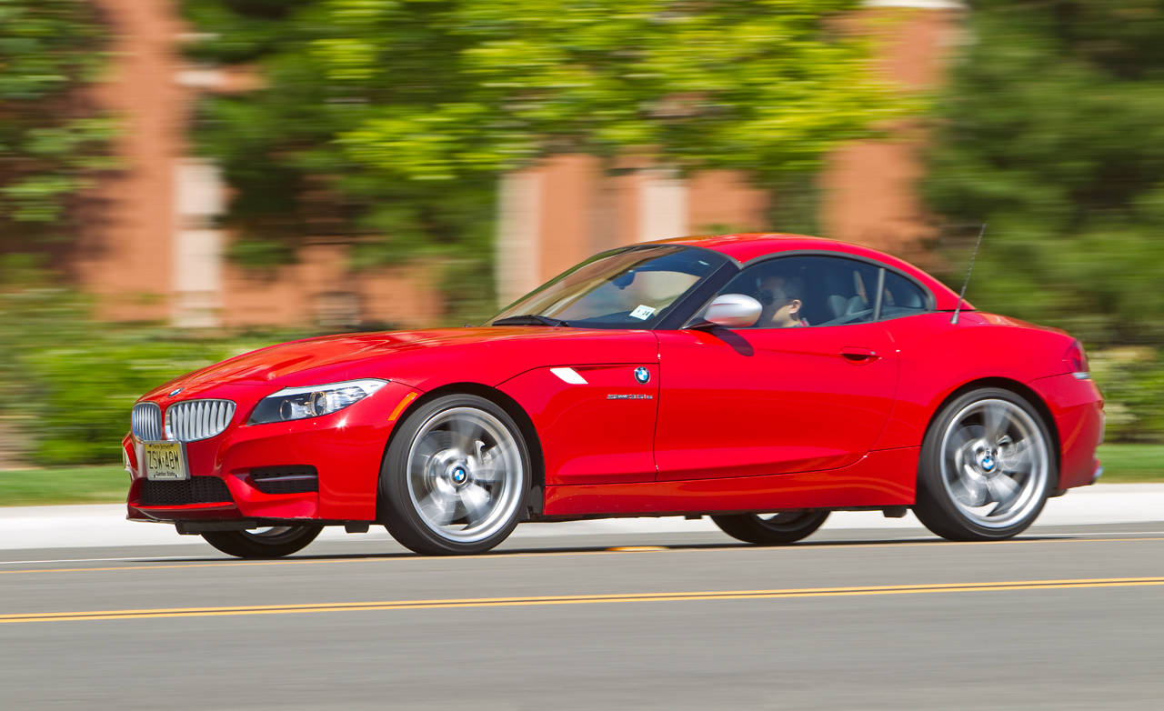 2011 Bmw Z4 Z4 Sdrive35i 2 Seat Coupe Review