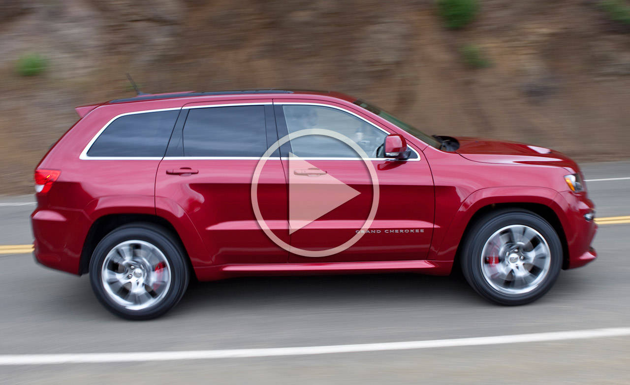 2012 jeep grand cherokee srt8 video review. Cars Review. Best American Auto & Cars Review