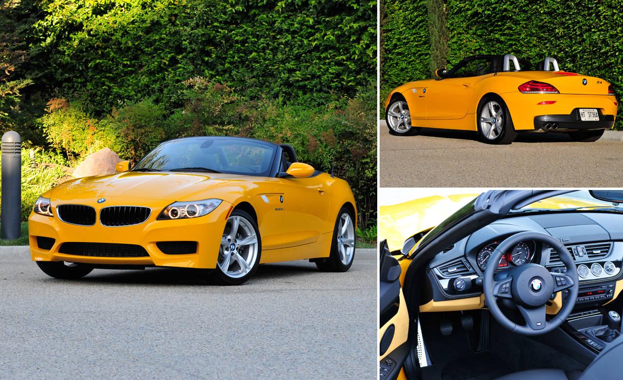2012 Bmw Z4 2012 Bmw Z4 First Drive Review