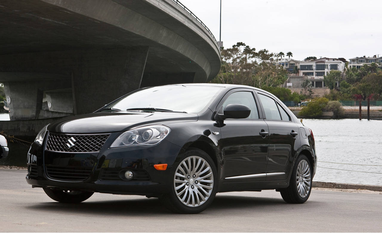 2010 Suzuki Kizashi GTS Long Term Road Test Results