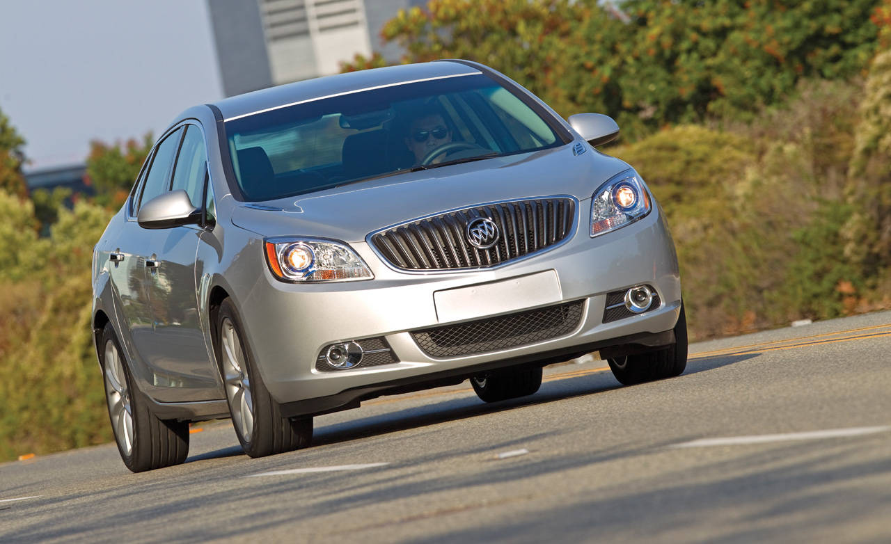 2012 buick verano 2012 buick verano first drive review. Black Bedroom Furniture Sets. Home Design Ideas