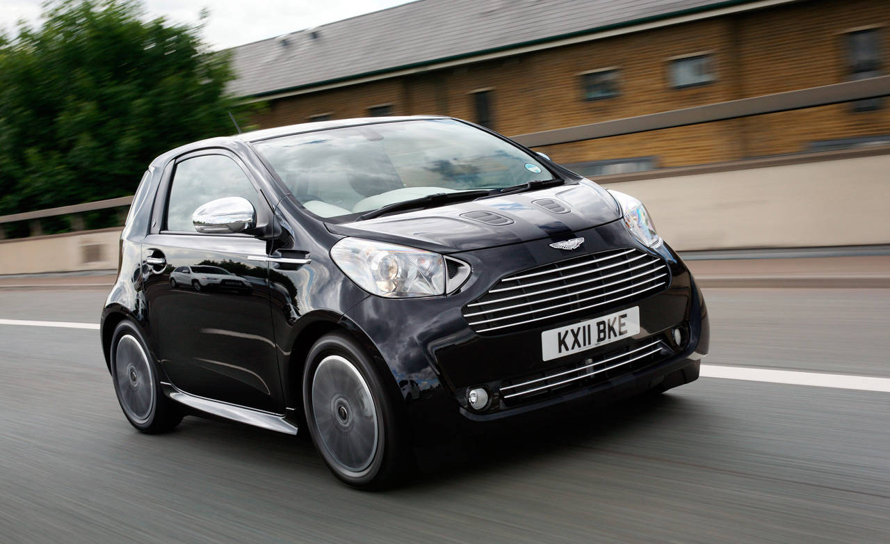 2012 aston martin cygnet aston martin cygnet first drive. Black Bedroom Furniture Sets. Home Design Ideas