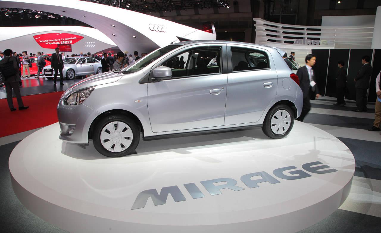 Mitsubishi Mirage Gas Mileage 2017 2018 Best Cars Reviews