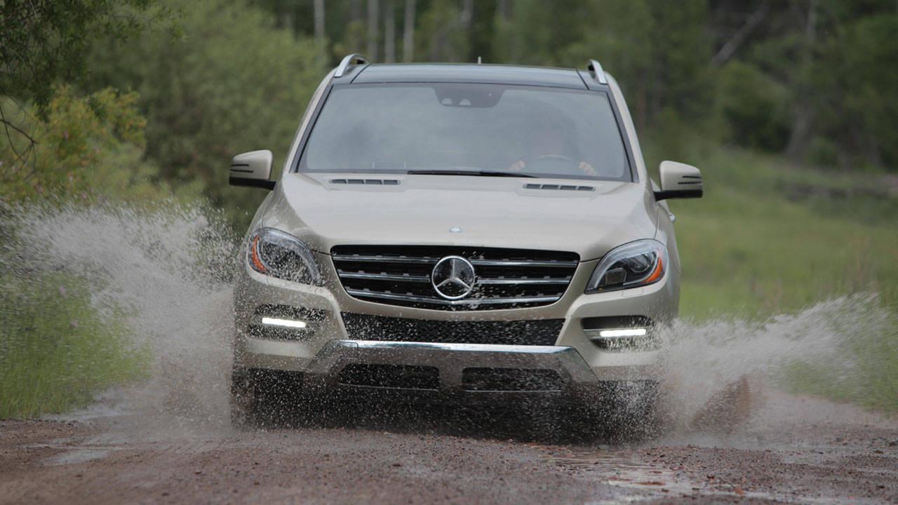 2012 Mercedes Benz Ml350 First Drive Review