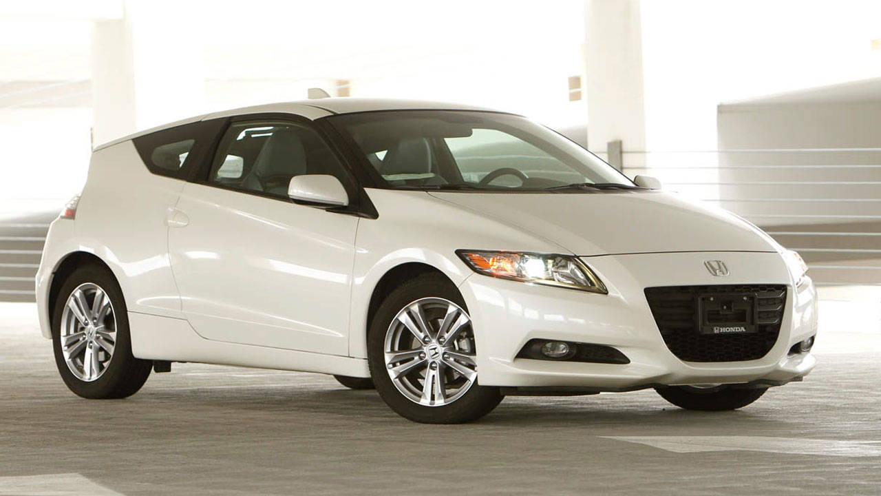 2011 Honda Cr Z Ex Long Term Road Test Report By