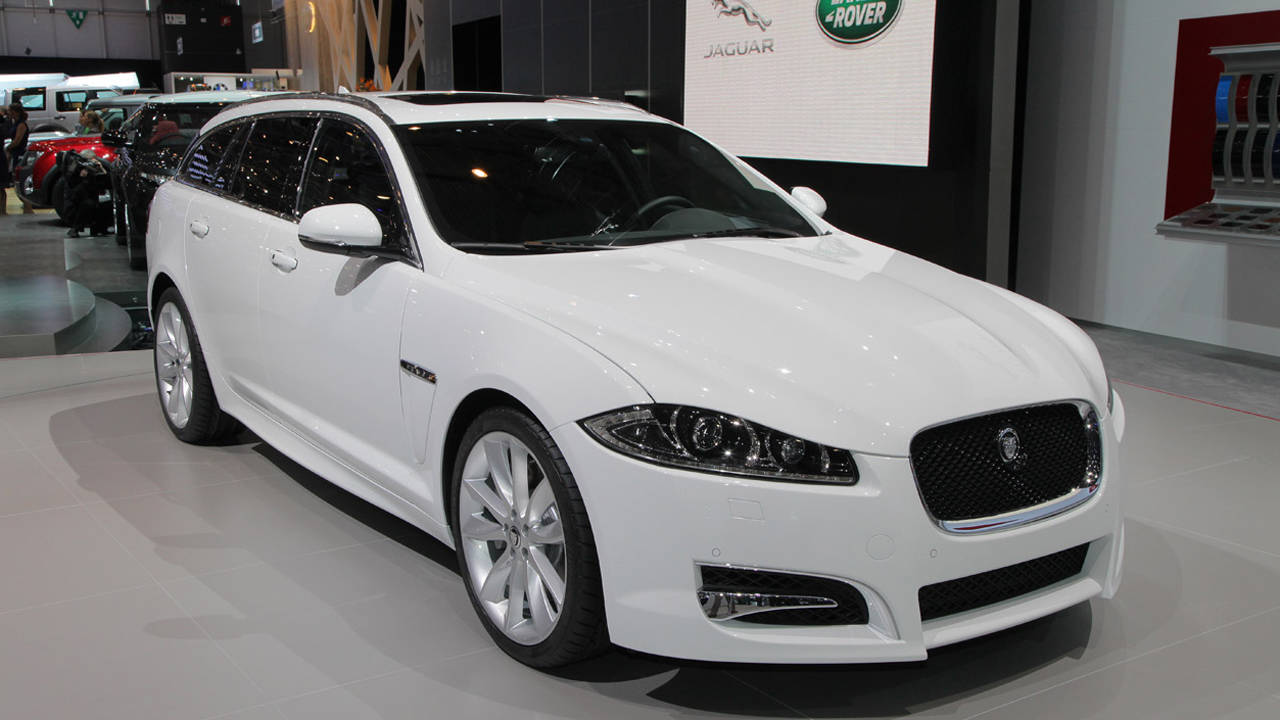 2013 jaguar xf sportbrake the jag xf wagon arrives. Black Bedroom Furniture Sets. Home Design Ideas