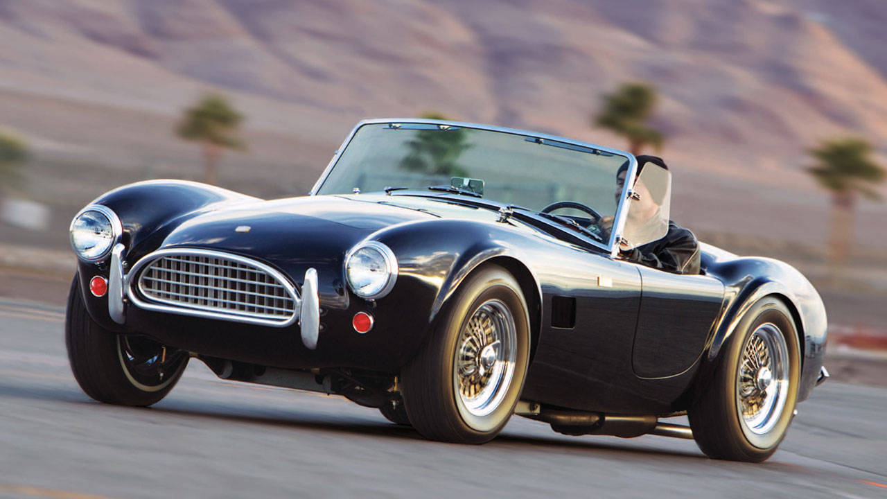 50th Anniversary Shelby Cobra – Enter to Win ...