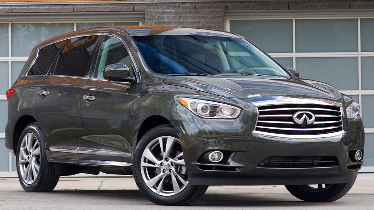 Cars That Start With B >> 2013 Infiniti JX35 First Drive - 2013 Infiniti JX ...