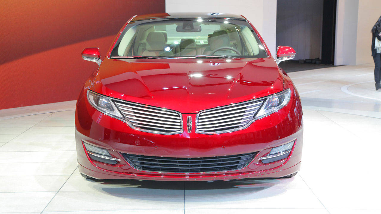 2013 lincoln mkz pictures and specs mkz at 2012 new york auto show. Black Bedroom Furniture Sets. Home Design Ideas