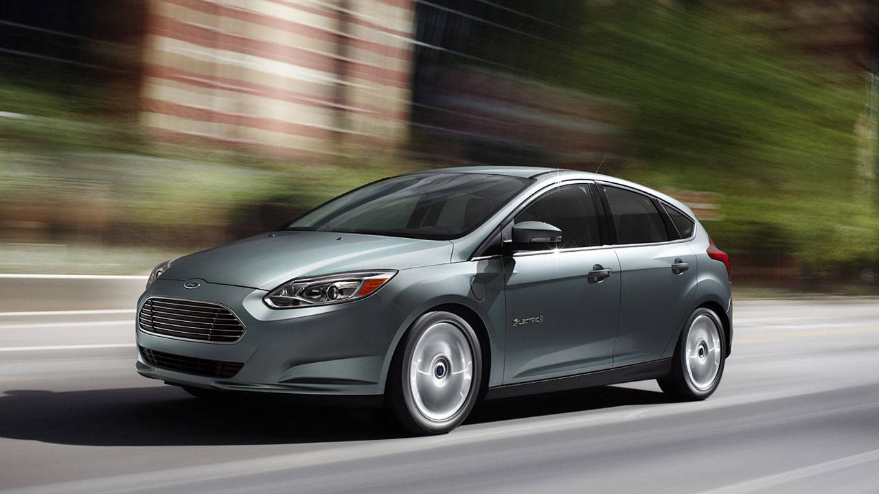 2012 ford focus electric review with specs range mpg and. Black Bedroom Furniture Sets. Home Design Ideas