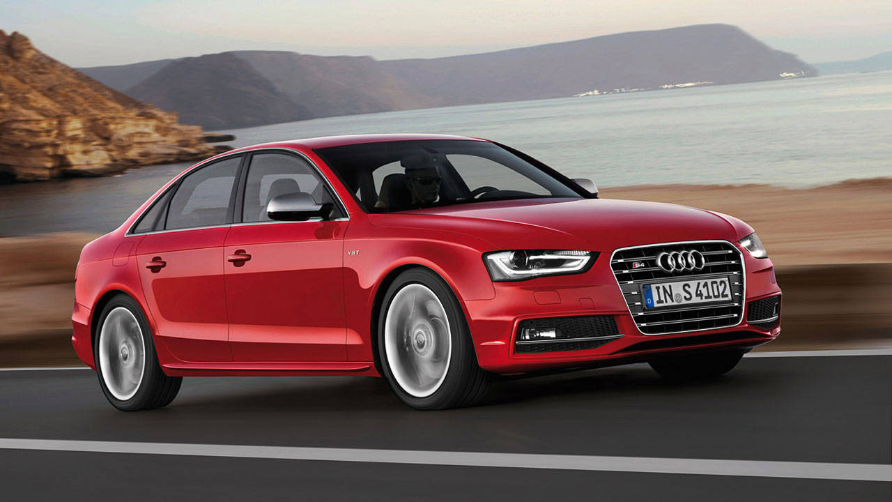 2013 audi a4 sedan and 2013 audi s4 review price specs and photos. Black Bedroom Furniture Sets. Home Design Ideas
