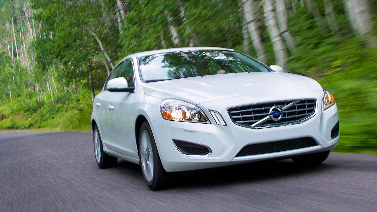 2013       Volvo       S60 T5    AWD Sedan Review  Specs  Price and Photos     RoadandTrack