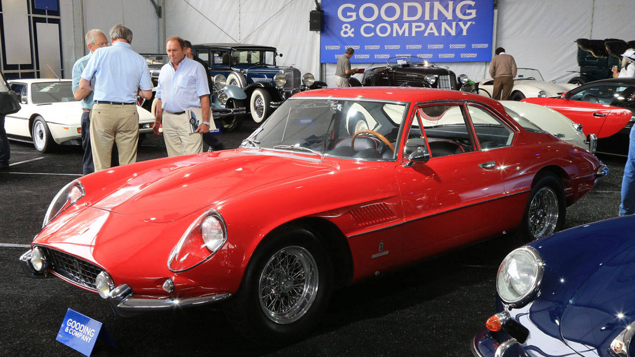2012 Gooding Monterey Auction Preview