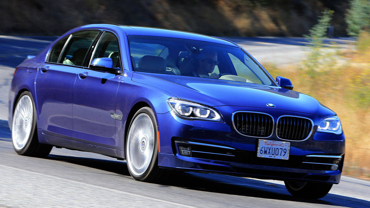 2013 bmw alpina b7 b7 price review and top speed alpina 7 series. Black Bedroom Furniture Sets. Home Design Ideas