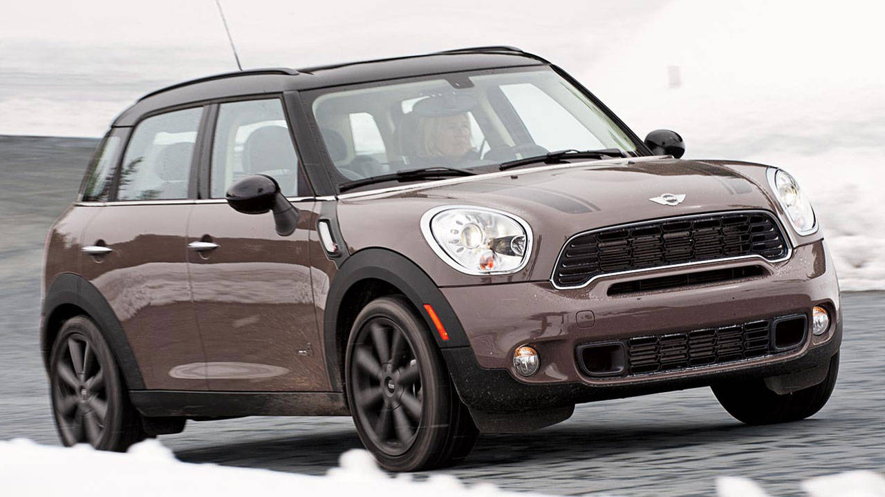 2011 mini cooper s countryman all4 long term road test wrap up. Black Bedroom Furniture Sets. Home Design Ideas