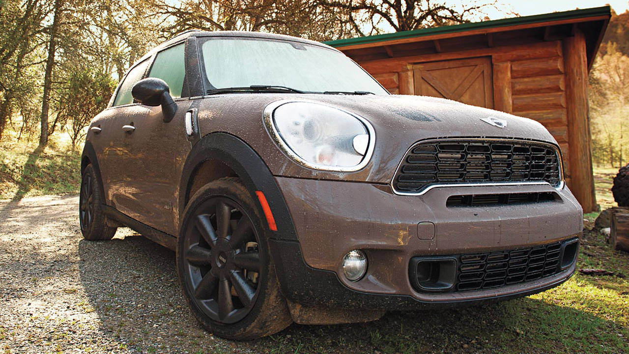 2011 mini cooper s countryman all4 long term road test. Black Bedroom Furniture Sets. Home Design Ideas