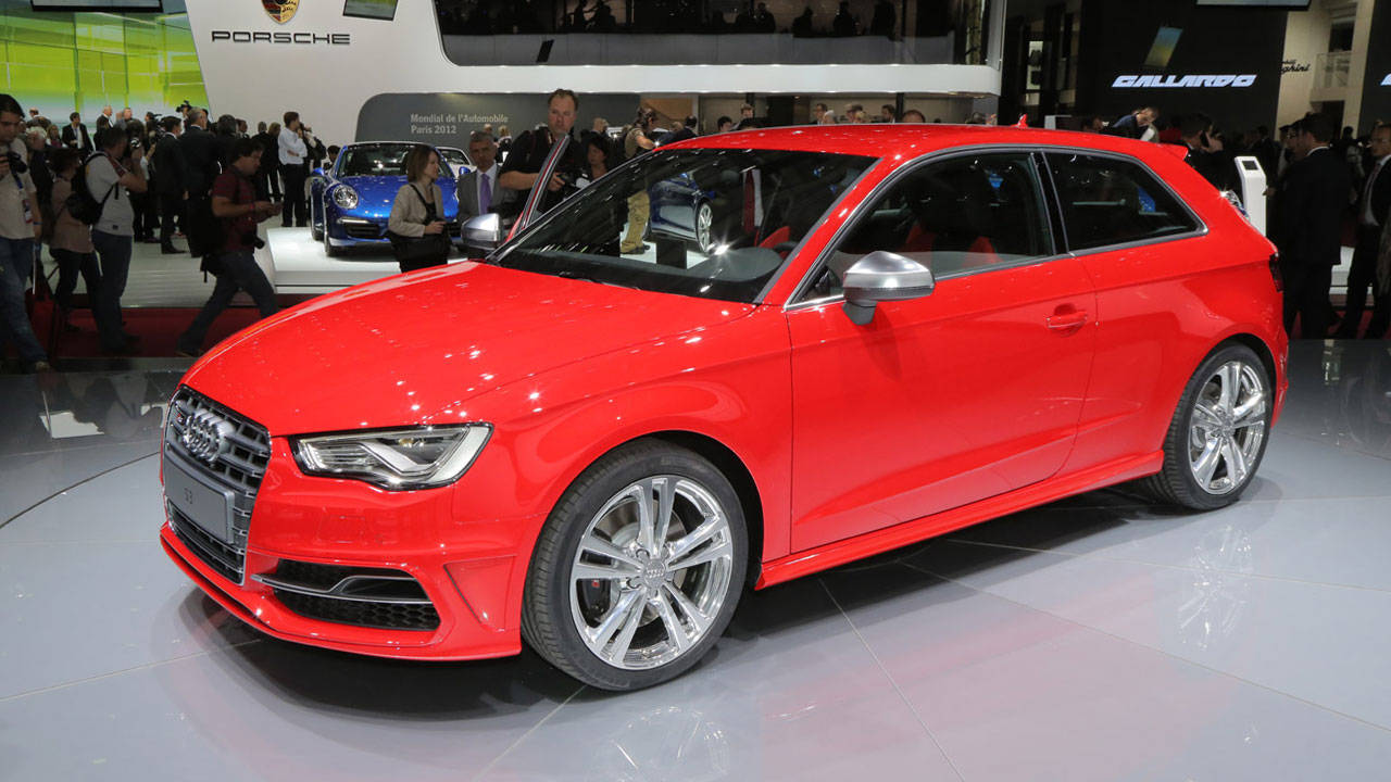2013 audi s3 photos and news is audi s hottest hatchback ready for u s debut 2012 paris. Black Bedroom Furniture Sets. Home Design Ideas