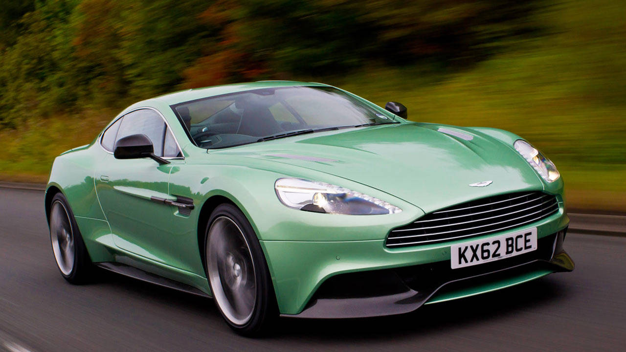 2014 aston martin vanquish first drive review price specs and photos. Black Bedroom Furniture Sets. Home Design Ideas