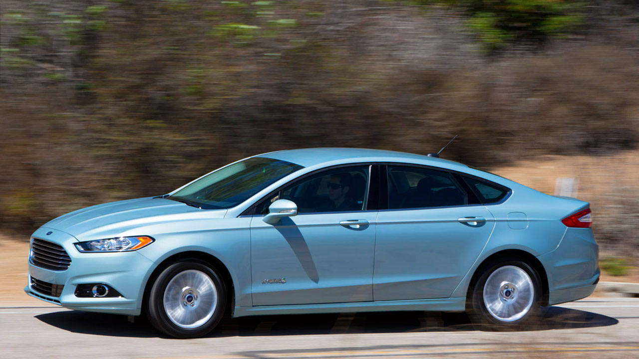 Ford Fusion Hybrid 2013 Review Youtube