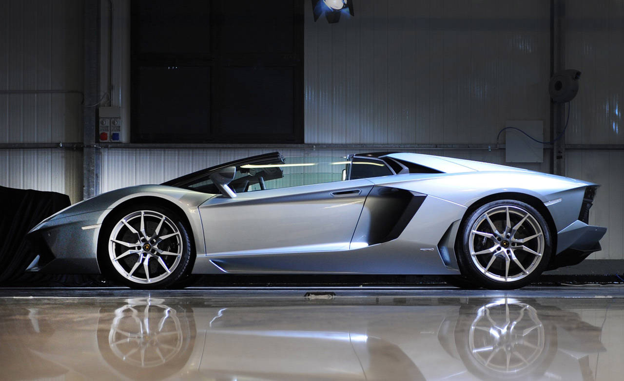 2013 Lamborghini Aventador Lp 700 4 Roadster Photos
