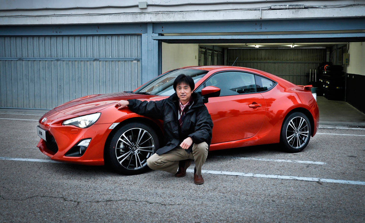 2014 scion fr s coup engineering prototype next fr s gets aerodynamic and chassis. Black Bedroom Furniture Sets. Home Design Ideas