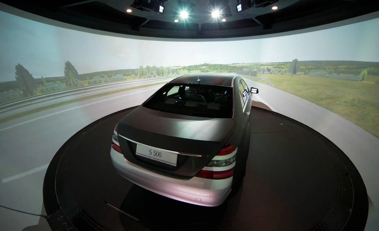 new car tech  2014 mercedes