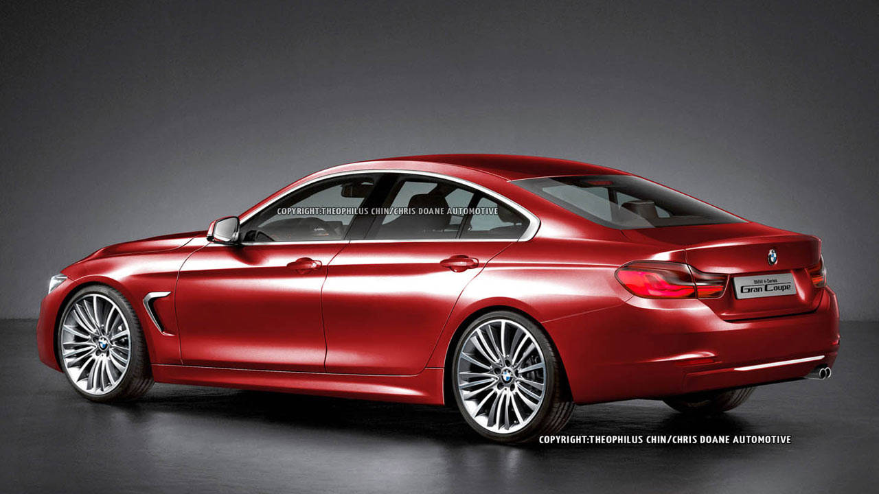Visualize the bmw 4 series gran coupe and convertible - Bmw serie 4 gran coupe prix ...