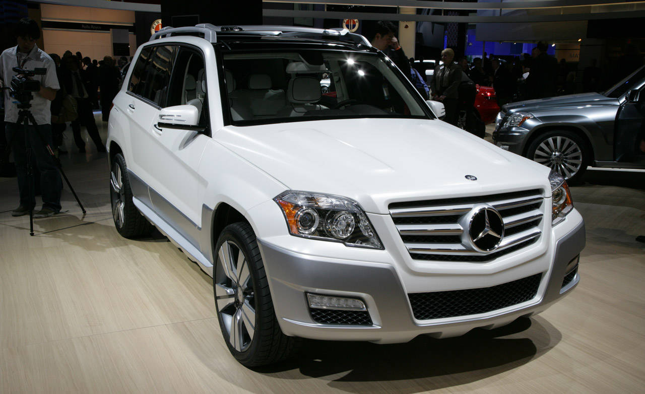 5 game changers mercedes benz vision glk concept for Mercedes benz games