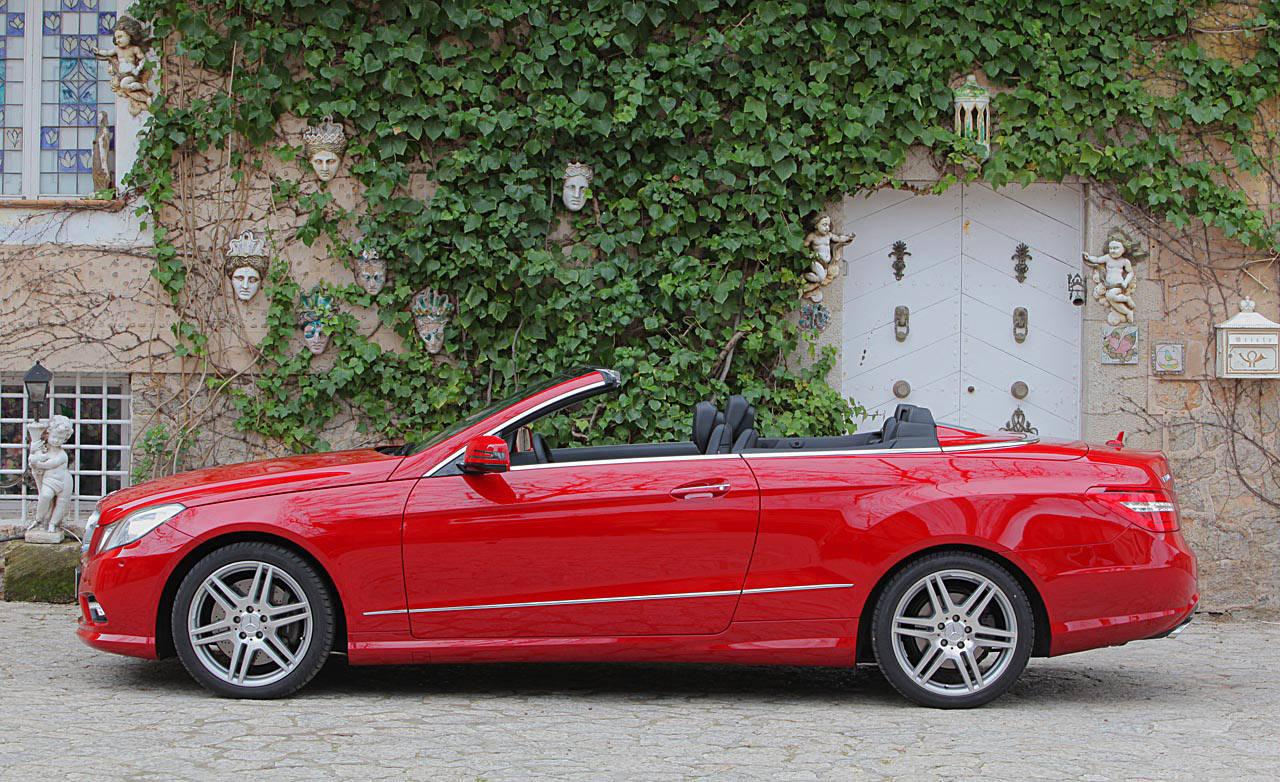 Photos 2011 mercedes benz e class cabriolet for 2011 mercedes benz e class convertible