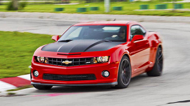 2013 Chevrolet Camaro SS 1LE – Instrumented Road Test ...