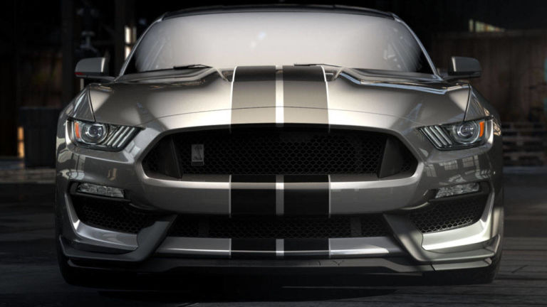 ford - Ford Mustang 2016 Gt500