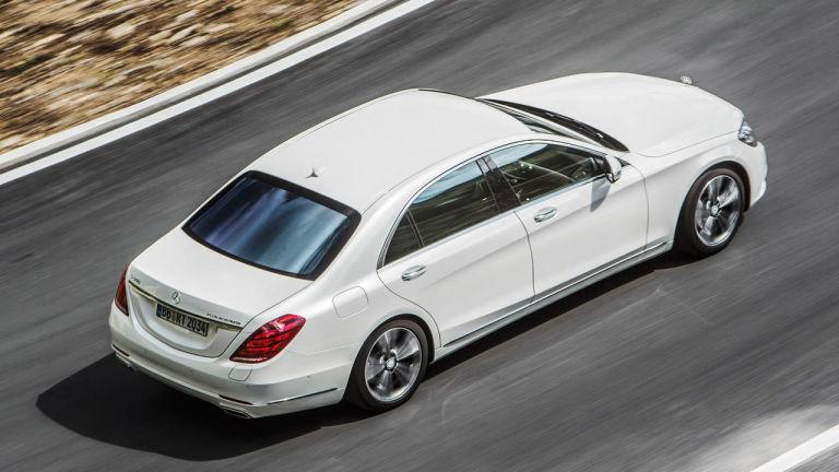 2016 Mercedes-Benz S550 Review – Silicon Valley on wheels - SlashGear