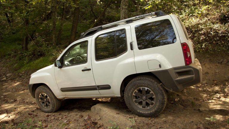 Off Road Amp Camping 2014 Nissan Xterra Pro 4x