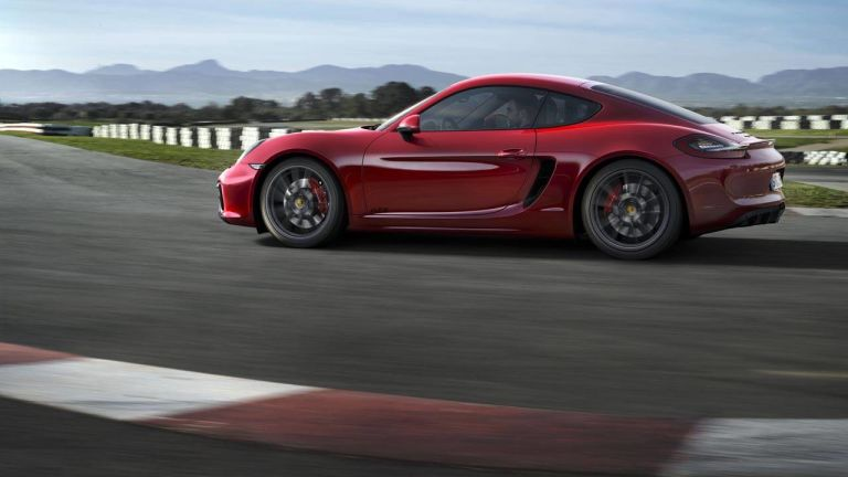 porsche - Porsche Cayman Gts