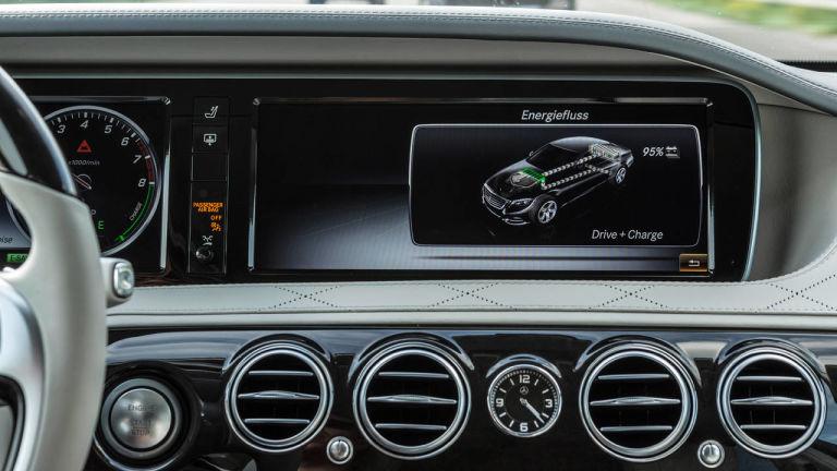 mercedes benz - S550 Plug In Hybrid