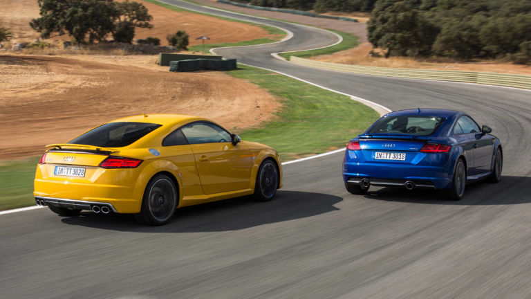 2016 Audi TT and TTS First Drive Review - 11 Things We Learned